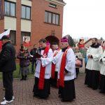 Droga Krzyżowa  ku  czci  Chrystusa  Króla 18.11.2018 –   Krakowskie  Łagiewniki