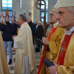 24.11.2019 – Eucharystia, Święto Chrystusa Króla, III rocznica zawierzenia Polski Chrystusowi Królowi – fot. Antoni Cieślik