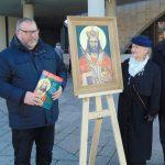 Sanktuarium Miłosierdzia Bożego w Krakowie-Łagiewnikach – 4. rocznica proklamacji Jubileuszowego Aktu Przyjęcia Jezusa Chrystusa za Króla i Pana.