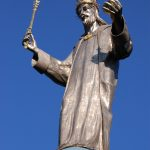 sprawozdanie z obchodów 5. rocznicy proklamacji Jubileuszowego Aktu Przyjęcia Jezusa Chrystusa za Króla i Pana, 4 września w Ustroniu.