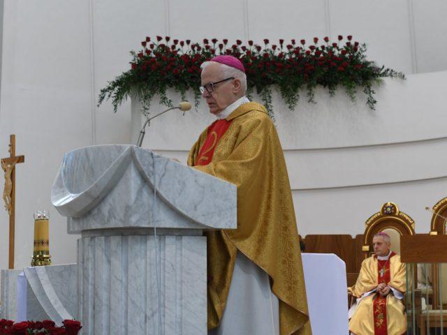 Abp Józef Michalik – homilia, III Rocznica Aktu Przyjęcia Jezusa za Króla i Pana