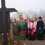 24.11.2019 –  Droga Krzyżowa w Łagiewnikach – III rocznica  zawierzenia Polski Chrystusowi Królowi – fot. Antoni Cieślik