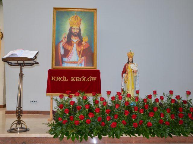 Peregrynacja obrazów i relikwii świętych w  czasie zarazy ulicami Warszawy !